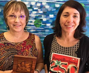 Bishop and Company, honored as one of the Top 250 Businesses in Hawaii