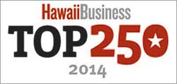 Top 250 Businesses in Hawaii