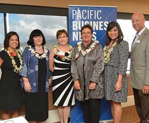 PBN's Women Who Mean Business Winning in Business event