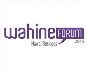 ab5c415f6f8 Judy Bishop as Guest Moderator at Wahine Forum 2016